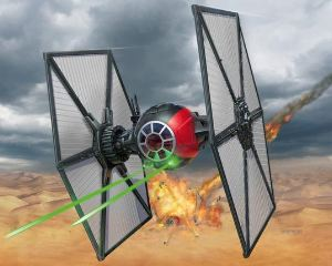 TIE FIGHTER SPECIAL FORCE 1/50