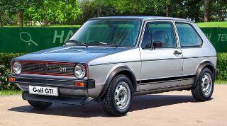 VW GOLF 1 GTI 1976        1/24