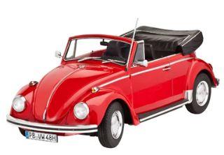 VW BEETLE CABRIOLET 1970  1/24
