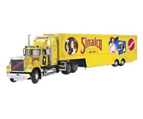 SINALCO SHOWTRUCK TRAILER 1/24