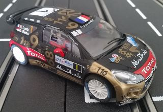 CITROEN DS3 WRC      SLOT 1/32