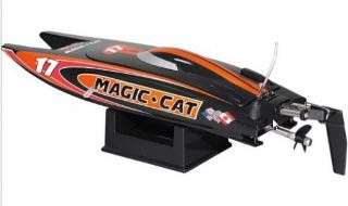SCAFO MAGIC CAT V3 NERO