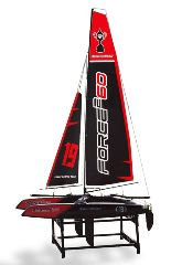 CATAMARANO A VELA FORCE2 60