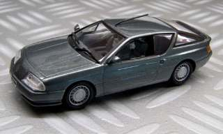 RENAULT ALPINE V6 TURBO   1/43