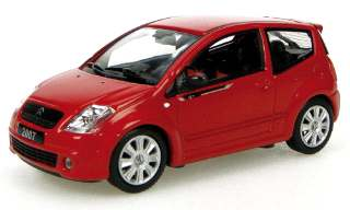 CITROEN C2 BY LOEB ROSSA  1/43