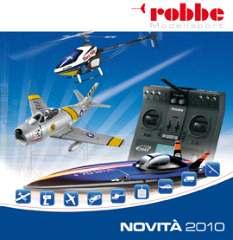CATALOGO NOVITA' ROBBE 2010