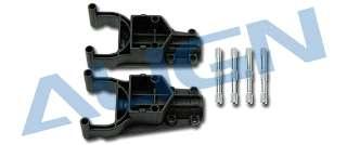 SUPPORTO TUBO CODA     TREX700