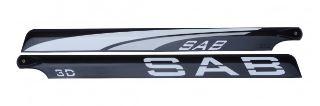 PALE 3D BIANCHE 430mm