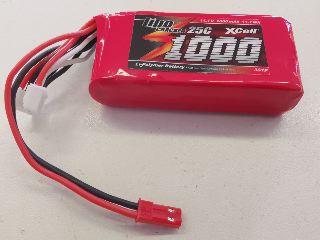 LiPo CRACKER 11,1v 1000mAh 35C