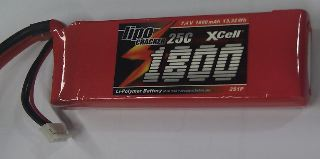LiPo CRACKER 7,4v 1800mAh  35C