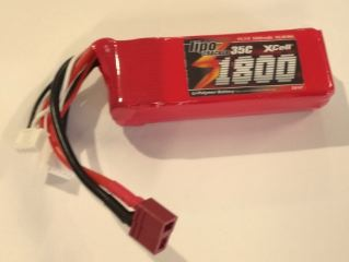 LiPo CRACKER 11,1v 1800mAh 35C