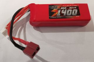 LiPo CRACKER 11,1v 1200mAh 25C