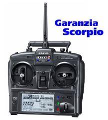 RADIO CAR EXZES ZZ 2,4Ghz  4ch