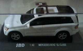 MERCEDES GL CLASS BIANCA  1/43