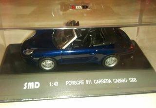 PORSCHE 911 CABRIO        1/43