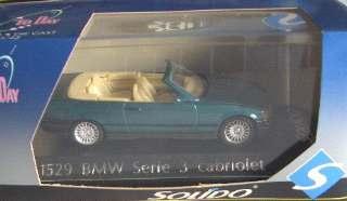 BMW SERIE 3 CABRIO APERTA 1/43