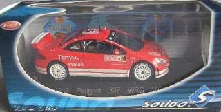 PEUGEOT 307 WRC 2004      1/43