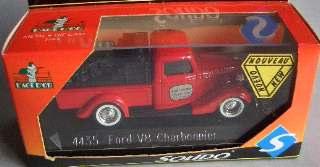 FORD V8 CHARBENNIER       1/43