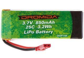LiPo  3,7v 850mAh  DRONE VISTA