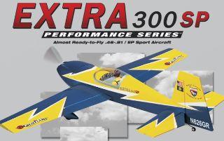 EXTRA 300SP GP/EP .46/.81 ARF