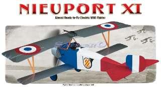 NIEUPORT XI EP WWI ARF