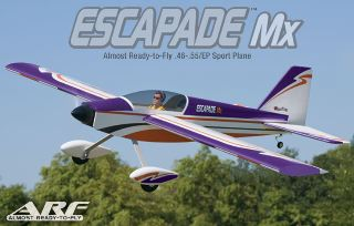ESCAPADE MX .46/EP ARF