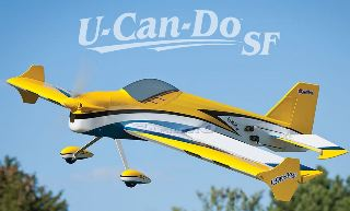 U-CAN-DO 3D SF EP/GP .55 ARF