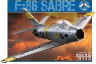 F86 SABRE COMPLETO DI RX