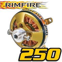 MOTORE RIMFIRE 250      1750kv