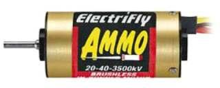 MOTORE Ammo 20-40-3500 KV