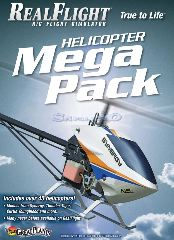 MEGA PACK HELI  REAL FLIGHT G6