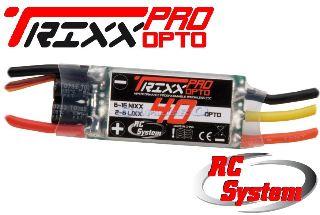 TRIXX PRO 40Ah OPTO VARIATORE