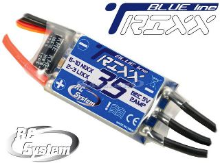TRIXX BLUE LINE 35Ah      LBEC