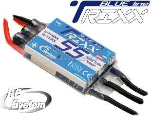TRIXX BLUE LINE 55Ah  SBEC 4Ah
