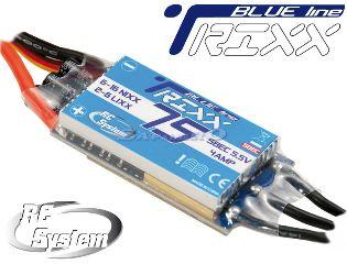 TRIXX BLUE LINE 75Ah  SBEC 4Ah