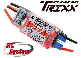 TRIXX BRUSHED 20Ah LBEC 5v/1Ah