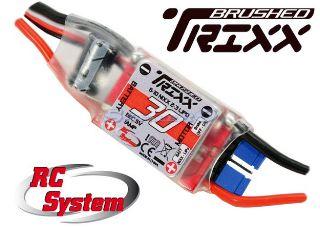 TRIXX BRUSHED 30Ah LBEC 5v/1Ah