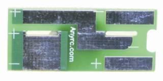 PCB 3S1P per LiPo 1200 HP