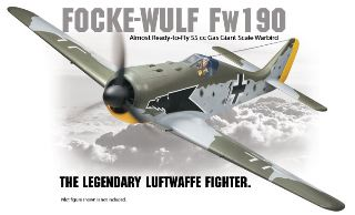 GIANT FW 190 ARF        2160mm