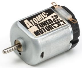 MOTORE ATOMIC TUNED 2  MINI4WD