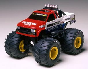 NISSAN KING CUB JUNIOR MINI4WD