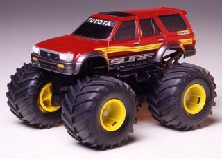 TOYOTA 4RUNNER         MINI4WD