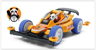 PANDA RACER SUPER II   MINI4WD