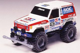 TOYOTA L.CRUISER 1990  MINI4WD