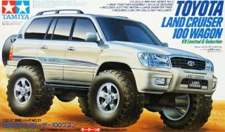 LAND CRUISER 100 WAGON MINI4WD