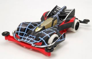 BEAK SPIDER SuperII    MINI4WD