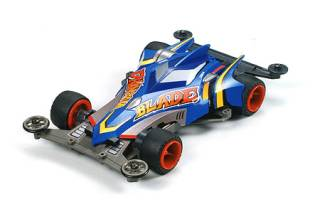 PHANTOM BLADE AERO MINI 4WD