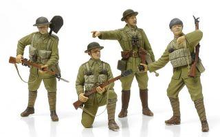 FANTERIA INGLESE WWII     1/35