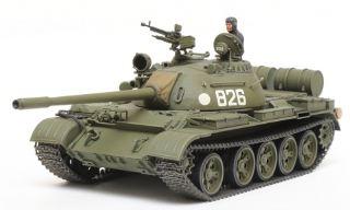Carro Russo T-55 1/48 T55