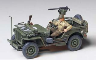JEEP WILLYS MB 1/4ton USA 1/35